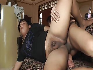 Filipina Ladyboy Ashley Bareback Session w Hot Solo Ending