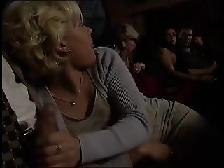 Watchers Fucking in Cinema by TROC