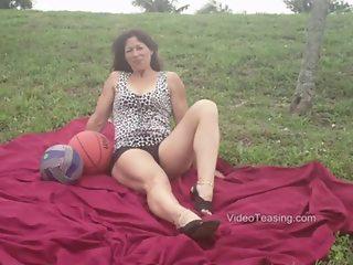Patty - Scissoring &amp_ Mixed Wrestling