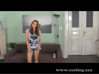 Casting Amazingly hot amateur