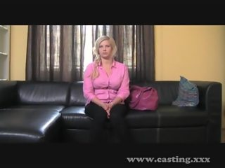 Casting Tight danger pussy!