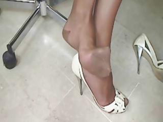 Milena Magic Legs and Feet