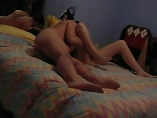Amateur Couple Home Sex Tape
