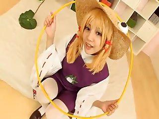 Touhou Cosplay - Suwako Moriya