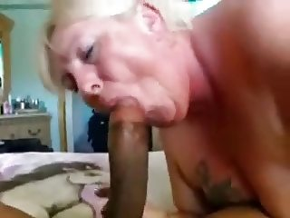 Thick bbw swallows puerto rican dick
