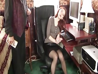 the naughty secretary