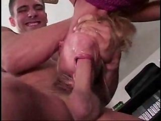 office slut gets facefucked