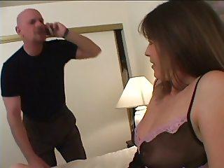 Phone sex between two lovers