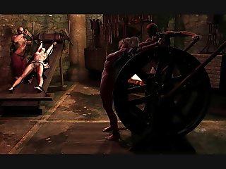Racking animation