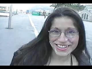 Spanish public slut