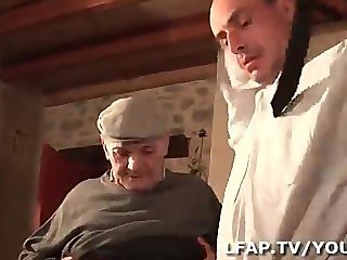 old man fucks nun