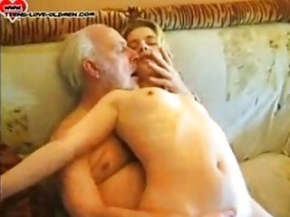 Teen + grandpa 01