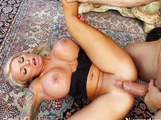 Busty Lolly Ink fucking on Naughty America