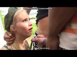 gangbang military porn video