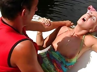 orgy in the boat