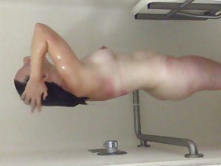 found phone video wife in shower