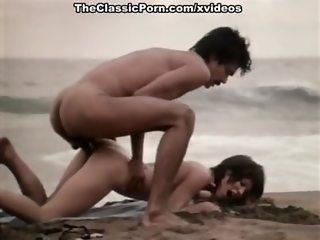 Retro fuck near the seashore