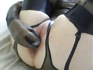 female total rubber mastribation