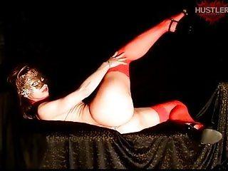Sonya B Pec - Backstage Sexy Dance