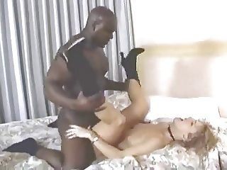 milf in boots loves BBC
