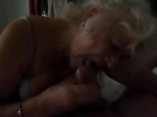 Grandma 71 blows