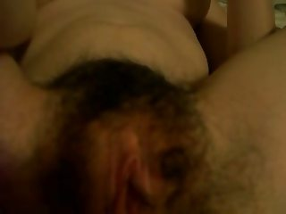 Hairy Pussy & Puffy Nipples