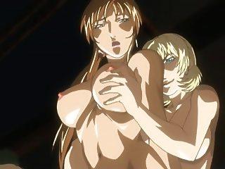 sexy futanari cums in her own mouth