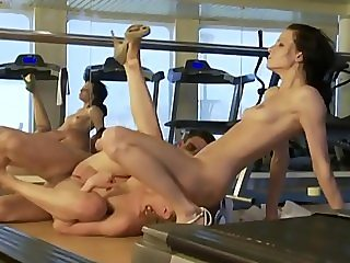Lust On a Boat Gym!