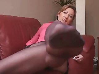 stocking mistress