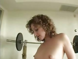 Z44B 1699 Workout at the Gym