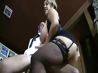 Big Tits Milf Jerkoff