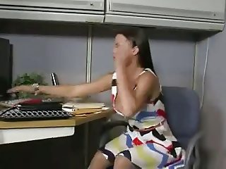 Save my job cause my boss has a pantyhose