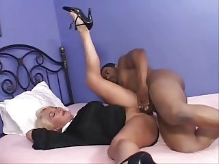 MATURE NUN & BBC