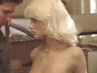 Blonde Fucks GI Retro