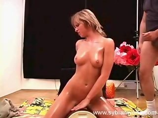 Holly Rides The Sybian