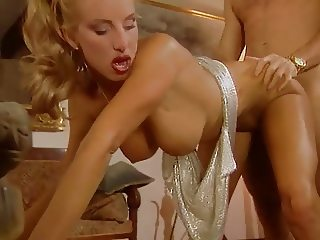 Blondes and Brunette in a Cum Swapping Orgy