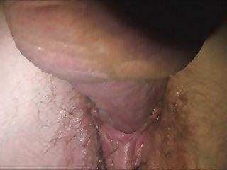 Short closeup bustin nuts