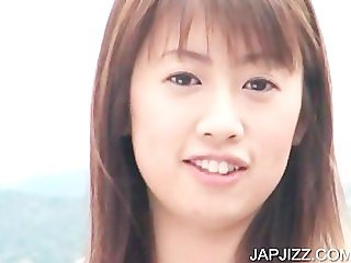 Japanese teen posing sexy