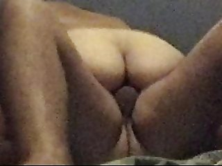Horny Greek Wife Ass Creampie
