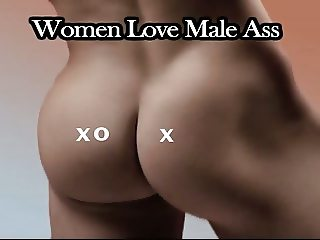 Women Love Male Ass: Rimming Compilation