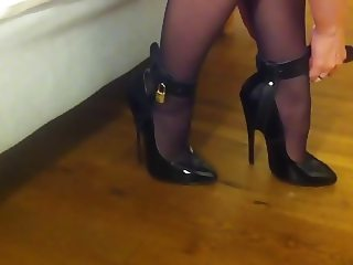 Locked in High Heels