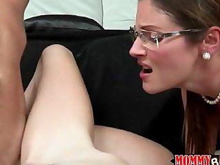 Samantha Ryan fucking with horny couple