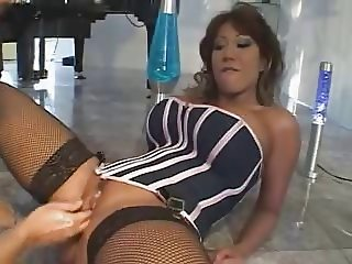 Ass Rimming MILF Extreme Anal Insertions