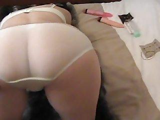 pussy under panties
