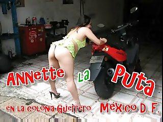 Annette Dalila Puta Exhibicionista - Exhibitionist Whore