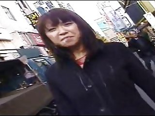 Japanese Humiliation - Public Facial Cum Walk 2