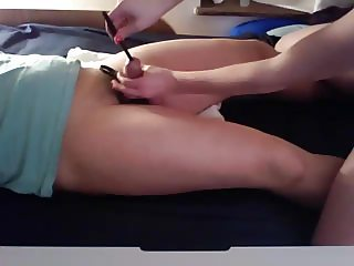 College Torture Ruined Orgasm 2
