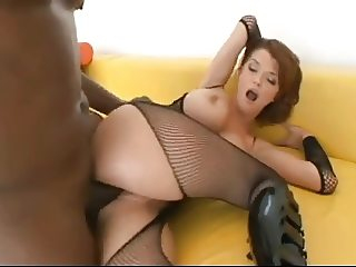 tatted Joslyn in kinky boots Lex BBC