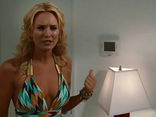Nicky Whelan Topless