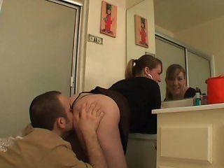 femdom farting slave
